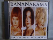 Bananarama- Greatest Hits Collection- 18 Titel- Made in W.Germany by PDO- lesen