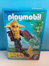 sympa boite 4848 gardien du temple playmobil ( aventurier  , chevalier ) 0316