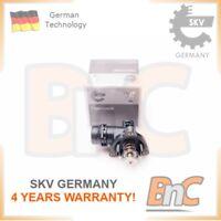 COOLANT THERMOSTAT BMW OEM 11537510959 SKV GERMANY GENUINE HEAVY DUTY