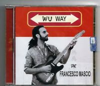 cd nuovo FRANCESCO MASCIO - WU WAY