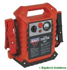 Sealey Tools RS125 12V 24V Emergency Jump Start Starter Booster Power Pack New