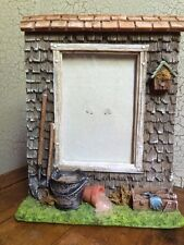 NWT Picture Frame GARDENING THEME 7 1/2x6 Holds a 4 1/2x3 Picture