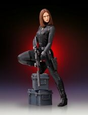 Gentle Giant Black Widow Collectors Gallery Statue Statua