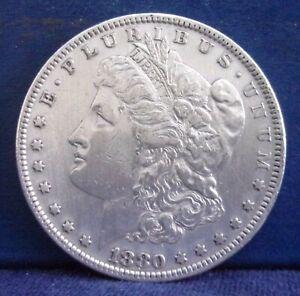 1880 $1 Morgan Silver Dollar   #1546