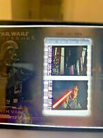 2019 Topps Star Wars Masterwork 1/1 Film Cel Relic Darth Vader