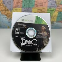 SHIPS SAME DAY Devil May Cry Remake DMC Xbox 360 Video Game Disc Only Tested