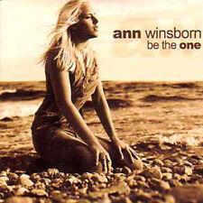 CD SINGLE Ann WINSBORNBe the one 3 tracks CARD SLEEVE Everything I do  extended