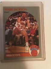 1990-1991 NBA Hoops #205 Mark Jackson NY Knicks Menedez Brothers Pack Fresh