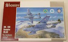 Special Hobby 1/72 DH 100 Vampire FB.52 Aircraft 72281
