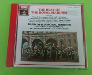The Best of The Royal Marines - CD - Band of H.M. Royal Marines/Dunn