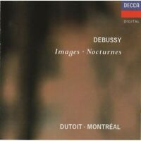 Debussy-Images/Nocturnes:Charles Dutoit, L'Orchestre Symphonique De Montreal
