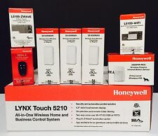 Honeywell Lynx 5210, 3 5816Wmwh, 5800Pir-Res, 5834-4, Zwave, Wifi, 5200 Upgrade