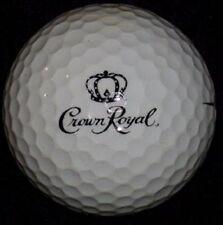3 Dozen (Crown Royal Logo) Titleist Pro V1 X ,Pro V1 Mint /AAAAA Used Golf Balls