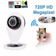 HD 720P WiFi Mini IP Camera Indoor Smart Night Vision IR Wireless Security Cam