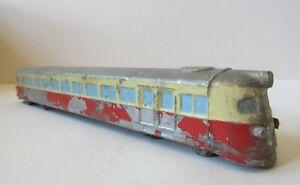 1930/40' Aluminium DB German Railsway Diesel Flyer Railroad Model Railcar Train