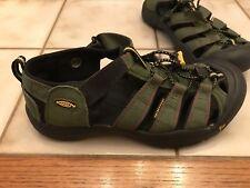 KEEN Youth 9212-Green Newport Waterproof Sport Water Sandals Size 6 M