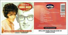 Connie Francis Very Best Greatest Buddy Holly Hits Collection RARE 50's 60's CD