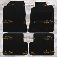 TOYOTA COROLLA 2002-2006 WITH FIXING FULLY TAILORED CLASSIC CAR FLOOR MATS BLACK