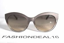 52e9cd0886 New Roberto Cavalli Authentic Albaldah Gray Clear 798S 20B 57mm Sunglasses