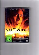 Knowing - Die Zukunft Endet Jetzt / Nicolas Cage / DVD #16648