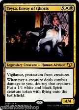 TEYSA, ENVOY OF GHOSTS Commander 2015 Magic MTG cards (GH)
