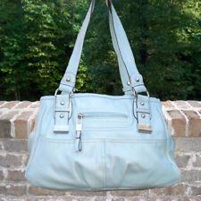 Handbag - Tyler Rodan Vassar Satchel - Light Aqua