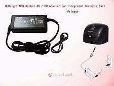 AC Adapter For ArtPro Nail Printer V7 Enjoy Digital Nail Art Pro Power Supply