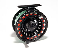 Airflo Delta Quick Release Large Arbour Flyfishing Reel All Sizes Ex Demo
