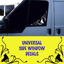 Universal Motorcross côté fenêtre autocollant decals Voiture Van Camion * lire description *