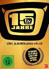 STEFAN RAAB - TV TOTAL-15 JAHRE JUBILÄUMS-BOX 4 DVD NEU