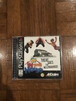 WWF: In Your House (Sony PlayStation 1 PS1 PSX, 1996) ✅CIB/Complete ✅