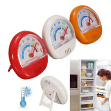 Portable Dial Pointer Refrigerator Thermometer Freezer Kitchen Room Temperature