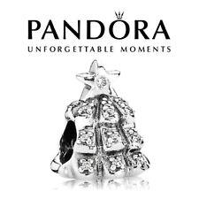 Genuine Pandora Sparkling Christmas Tree Charm