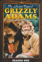 The Life and Times of Grizzly Adams - Season 1 New DVD
