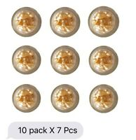 10 Pack Elizabeth Arden Ceramide GOLD ULTRA RESTORATIVE CAPSULES 7ct EA 70 TOTAL