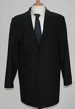 Men's Charcoal check coat...... 142