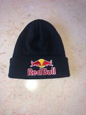 Red Bull Athlete Beanie One Size Black