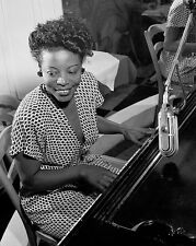 Portrait of Mary Lou Williams 1946 8x10 Silver Halide Photo Print