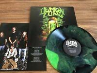 DEMON LUNG - PAREIDOLIA - GREEN - BLACK - LP