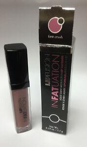 FusionBeauty LipFusion Infatuation Liquid Shine Lip Fattener First Crush NEW BOX