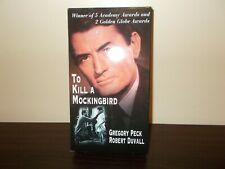 To Kill a Mockingbird  VHS Tape Black and White Appox. 92 Min. Used