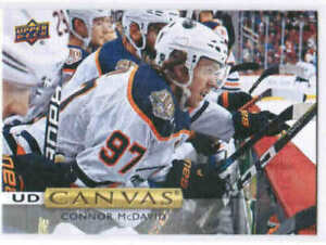 2019-20 Upper Deck Series 1 Canvas (Pick From List)