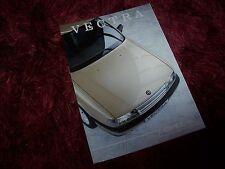 Catalogue / Brochure  OPEL Vectra 1989 //