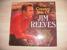 JIM REEVES - The Country Side Of Jim Reeves (Vinyl Album)