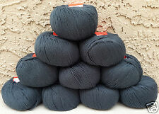 Yarn Place Basic Fingering Weight Yarn 100% Wool 500 Grams 10 Skeins Color #409