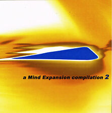 Mind Expansion Compilation Vol 2, BRAND NEW FACTORY SEALED 2-CD SET (2008, ME)