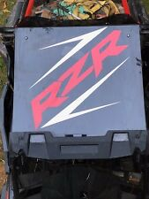Polaris RZR large roof Sticker  Decal  Graphic 570 800 900 900xp 1000