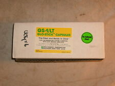 SPECTRONICS GS-1/LT GLO-STICK CAPSULES FOR SYSTEMS UP TO 4.9 LBS GS1LT- BOX OF 6