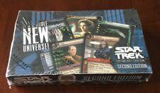 Decipher - Star Trek CCG Second Edition Booster Box Display *NEW*