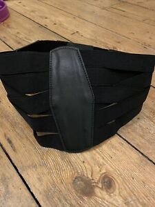 STUNNING & Brand New Black Asos Ladies Waist Belt UK Size S. Never Worn.